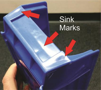 Sink Marks