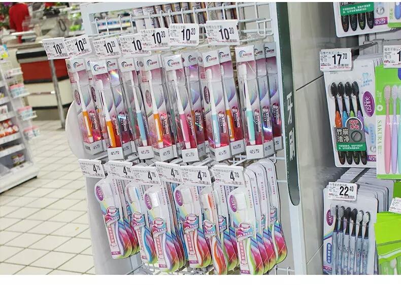 Supermarket Display Hooks
